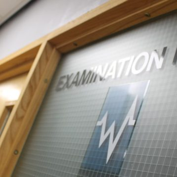 Warners Examination Rooms