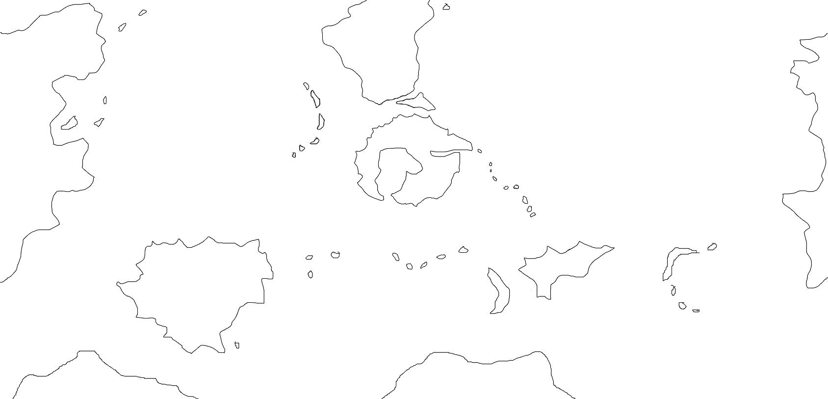 Tinkering With Globe Maps