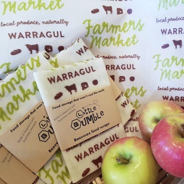 Got some lovely WFM goodies to keep fresh? @littlebumblewraps has you covered! 😁 … There's only 12 of these beeswax wraps left in stock so we've decided to give x1 away to the lucky 11,000th person to 'like' our Facebook page