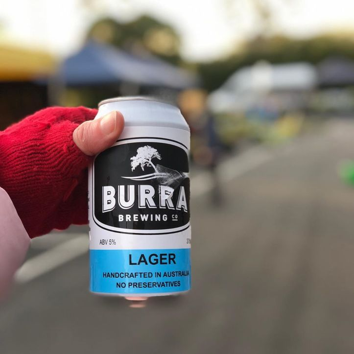 Hair of the dog… dry July can wait until August @burrabrewing