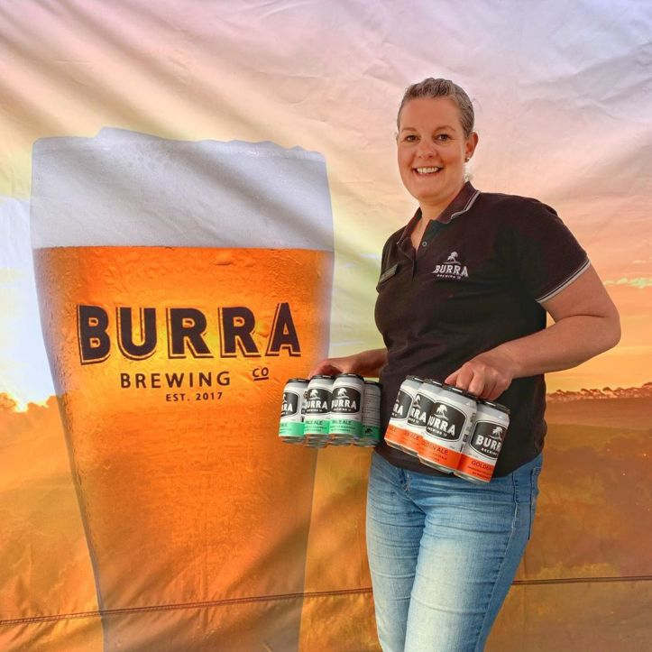 Warragul Farmers Market is on TODAY! Come down for their special Spring Market @burrabrewing