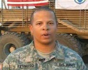 Army Spc. Denis Reynoso