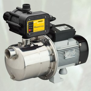 Davey Silver Series SJ35-04PC Pressure Pump (2-3 taps)