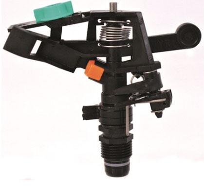 VYRSA VYR-802 PLASTIC PART CIRCLE IMPACT SPRINKLER 15MM