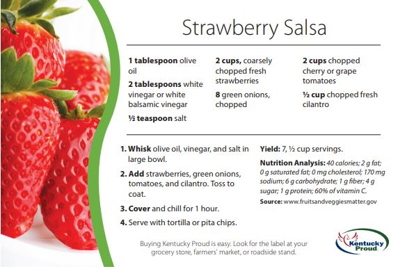 strawberrysalsa