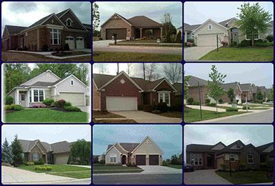 warren county cincinnati patio homes