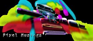 Pixel Musings Logo