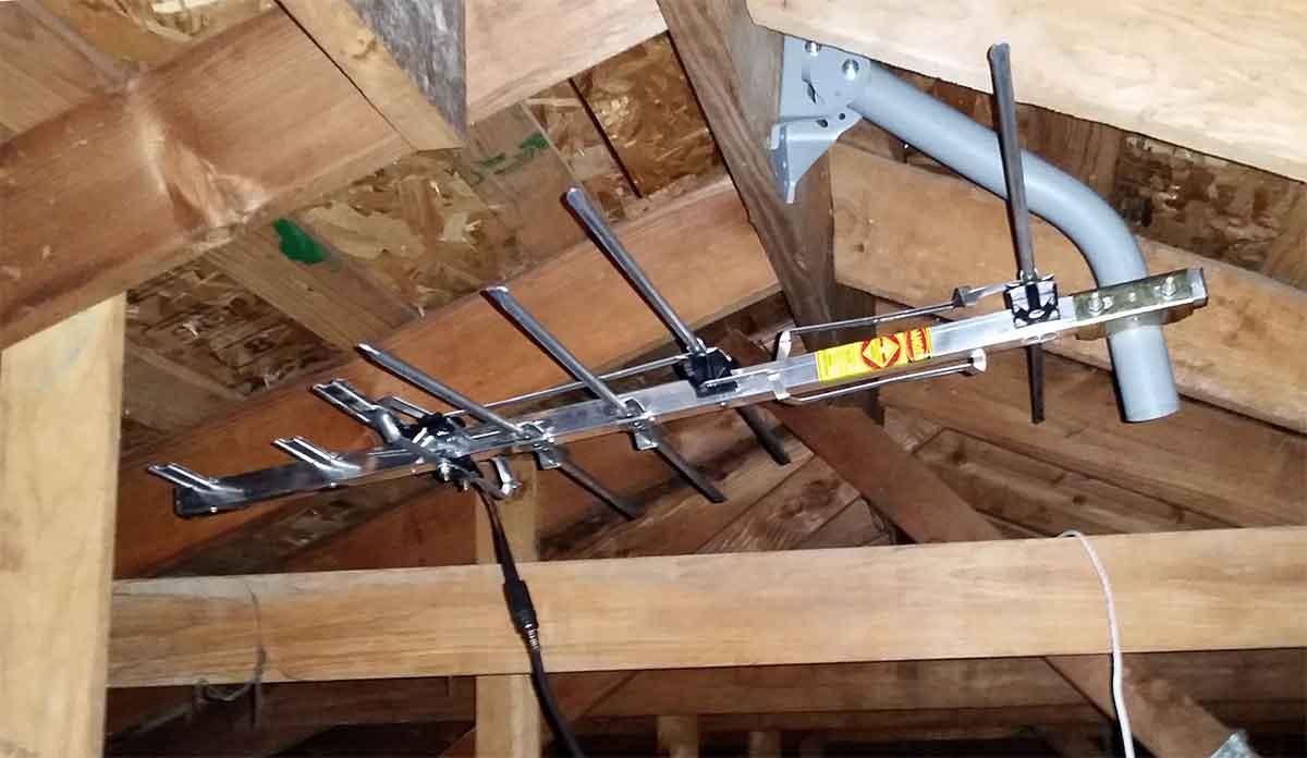 Put Up An Antenna Save Over Cable Dfwci Com