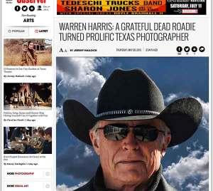 Dallas Observer Article on Warren Paul Harris
