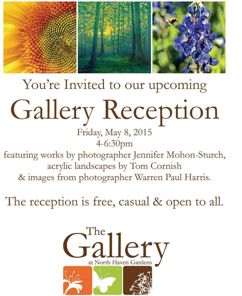 North Haven Gallery Invite