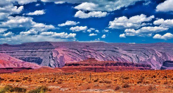 Rainbow Mountain Composite