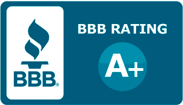 better business bureau A + rating