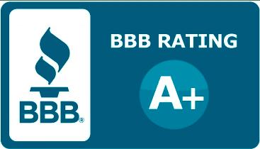better business bureau A + rating