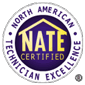 NATE (North American Technician Excellence) logo