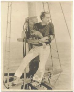 1920's John Barrymore Promotional Photo