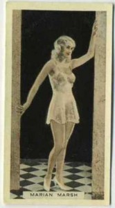 1933 Godfrey Phillips tobacco card