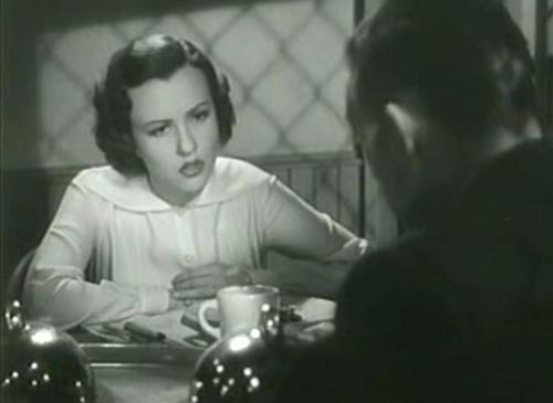 Margaret Lindsay in The Case of the Curious Bride