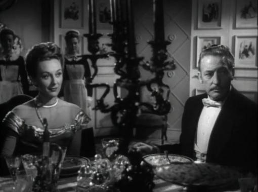Ann Dvorak and Warren William in The Private Affairs of Bel Ami