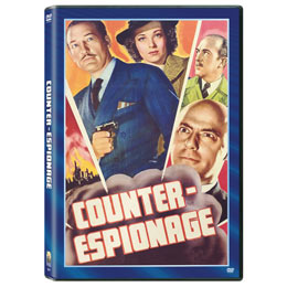 Counter-Espionage starring Warren William as The Lone Wolf