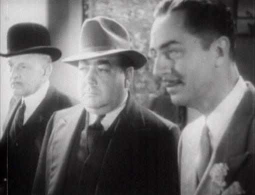 William Powell as Philo Vance