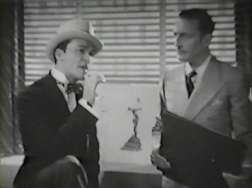Craig Reynolds and Warren William