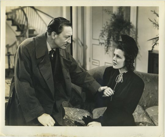 Warren William and Marla Shelton