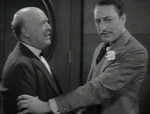 Guy Kibbee and Warren William