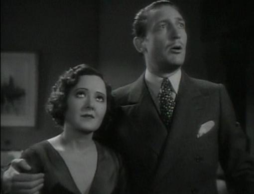 Vivienne Osborne and Warren William