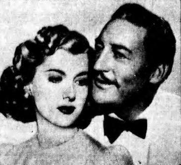 Warren William and Frances Robinson