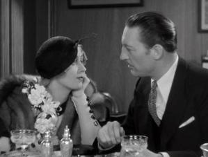 Warren William Stars in Gold Diggers of 1933 – After It's Half Over