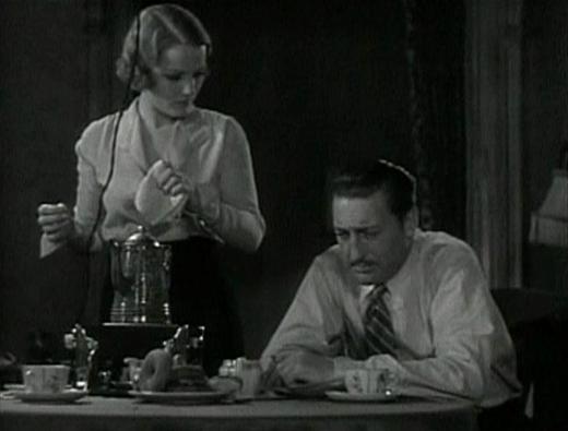 Constance Cummings and Warren William