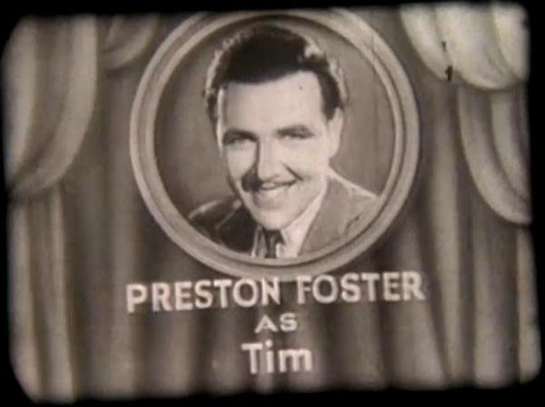 Preston Foster in Just Around the Corner