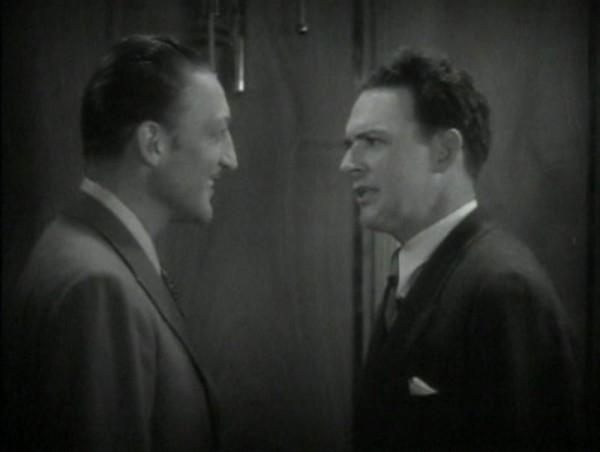 Warren William and William Gargan