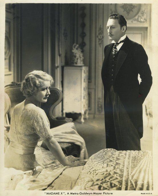 Warren William and Gladys George