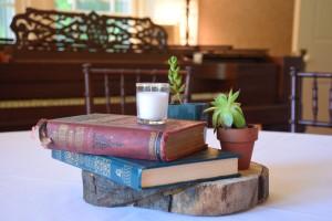 Eco-friendly Succulent Centerpiece