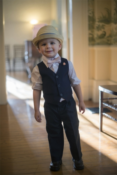 Little preppy southern Ring Bearer