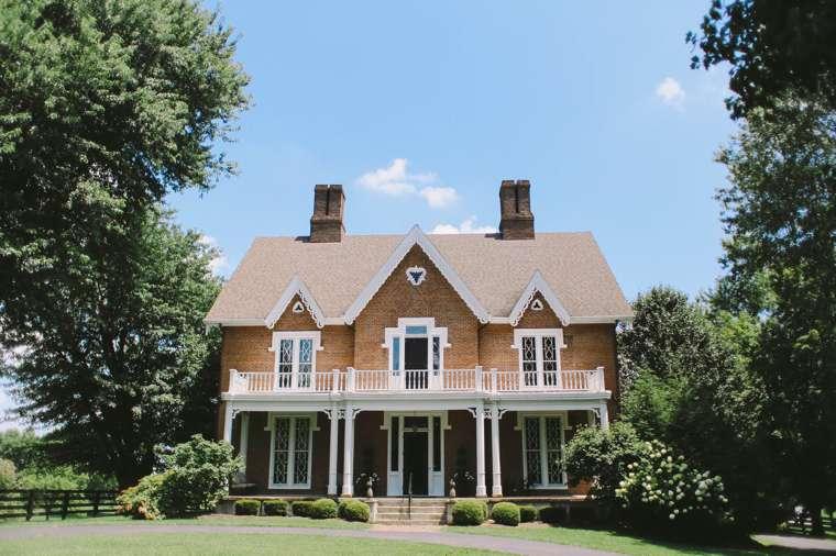 Warrenwood Manor, Kentucky Farm Wedding Venue