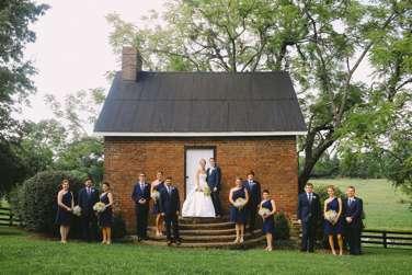 Classic Summer Kentucky Farm Wedding