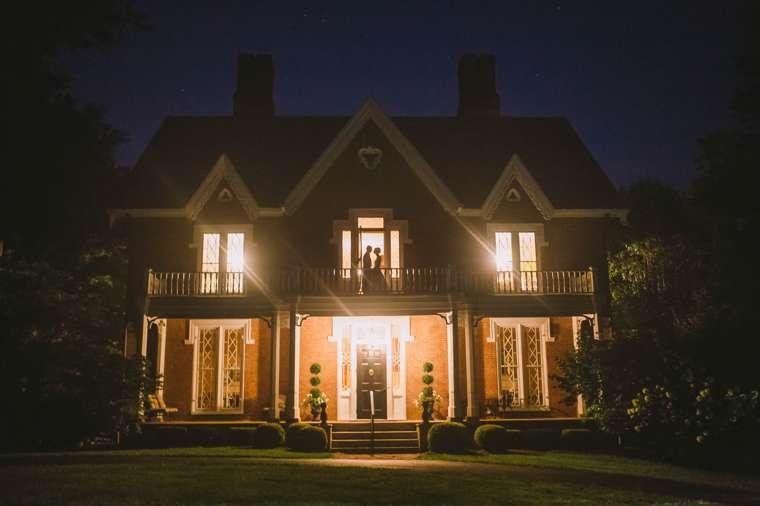 Southern estate wedding in Kentucky