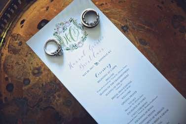 Traditional Wedding Ceremony Program