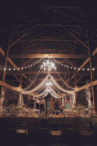 Kentucky wedding venue, barn wedding reception