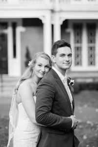 Wedding at Warrenwood Manor
