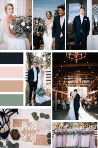 Moody Rustic Kentucky Wedding at Warrenwood Manor