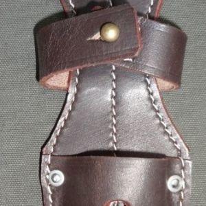 Leather Bayonet Frog