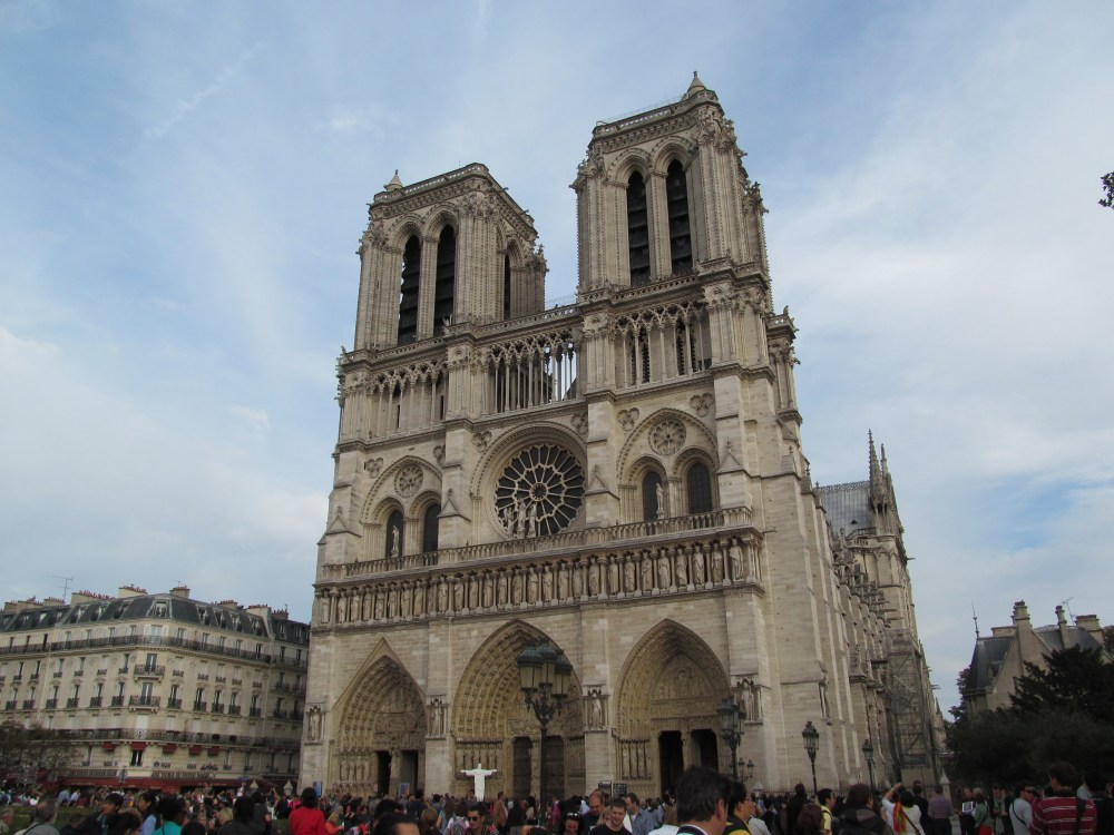 Eurotrip - Planning and Paris part 1 (5/6)