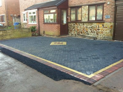 Block Paving Driveway in Warrington | J Lowther & Sons