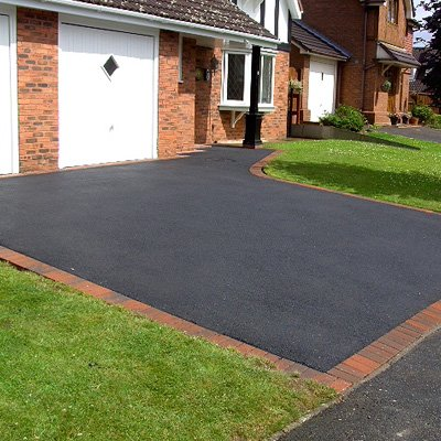 What is involved in Driveway Maintenance?