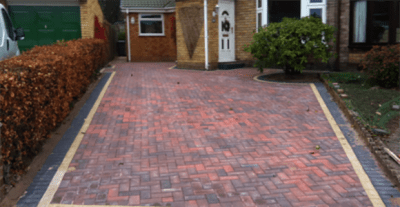 Block Paving Driveways Warrington