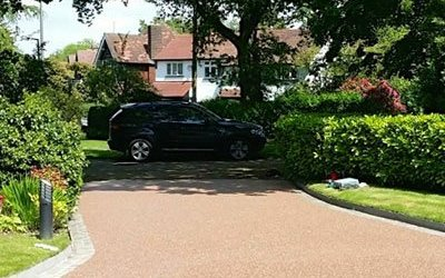 The advantages of installing a resin driveway
