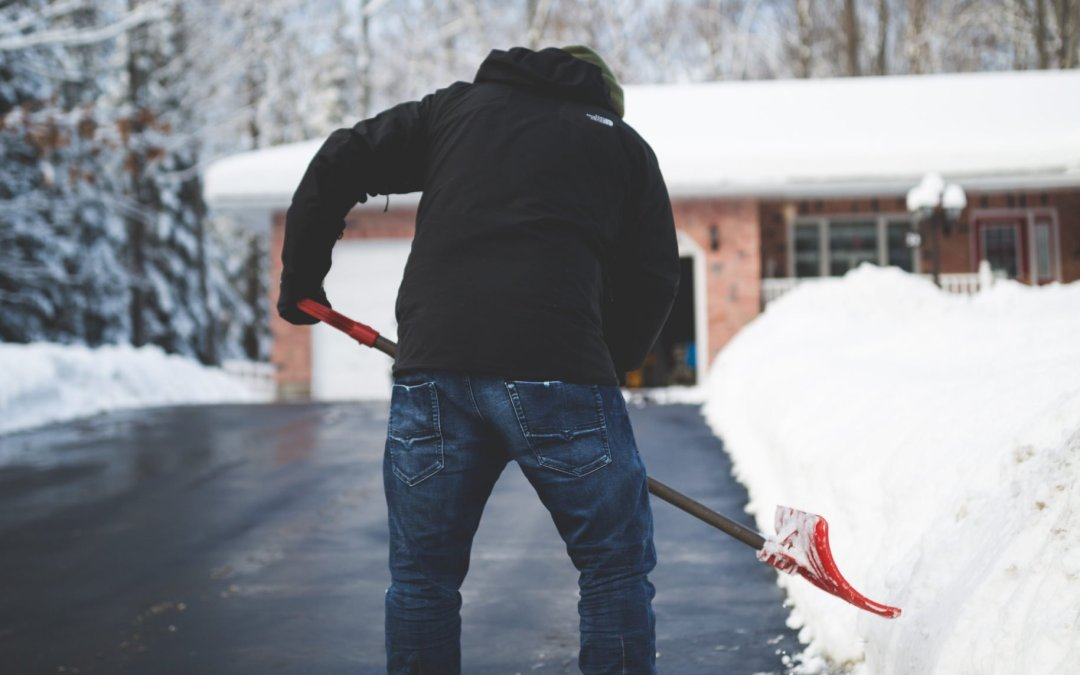 How to maintain your driveway during the cold winter months